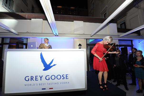 grey goose party