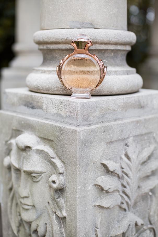 fragrance Olympéa di Paco Rabanne