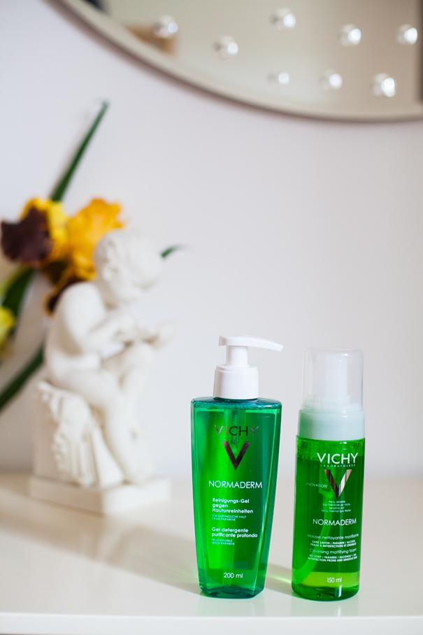 vichy face care creams