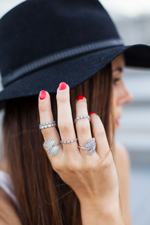 anello pietra natale pandora