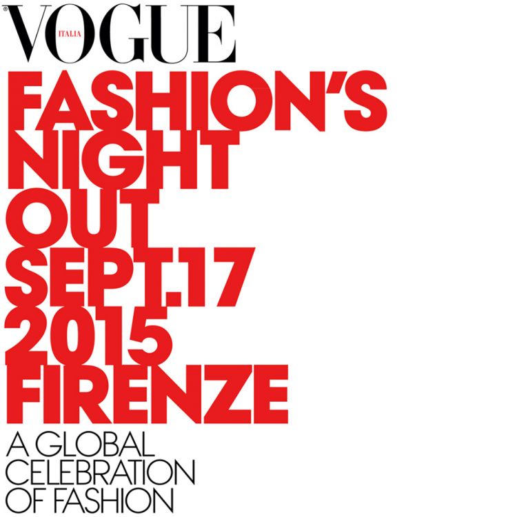 Vogue Fashion Night 2015 Firenze