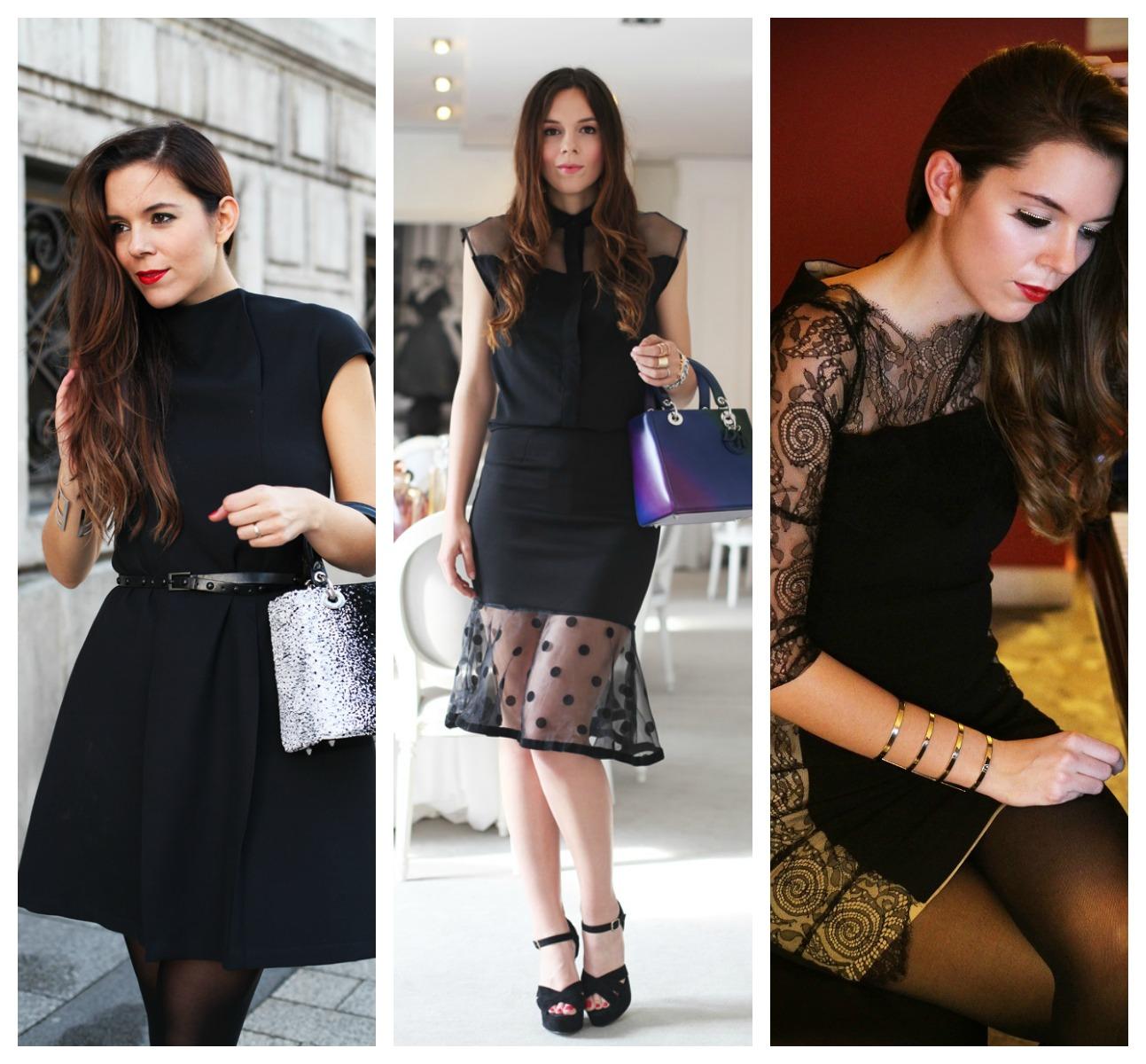 reputable site a065d 1a0a7 Vestito nero o little black dress: indossalo in modo diverso!