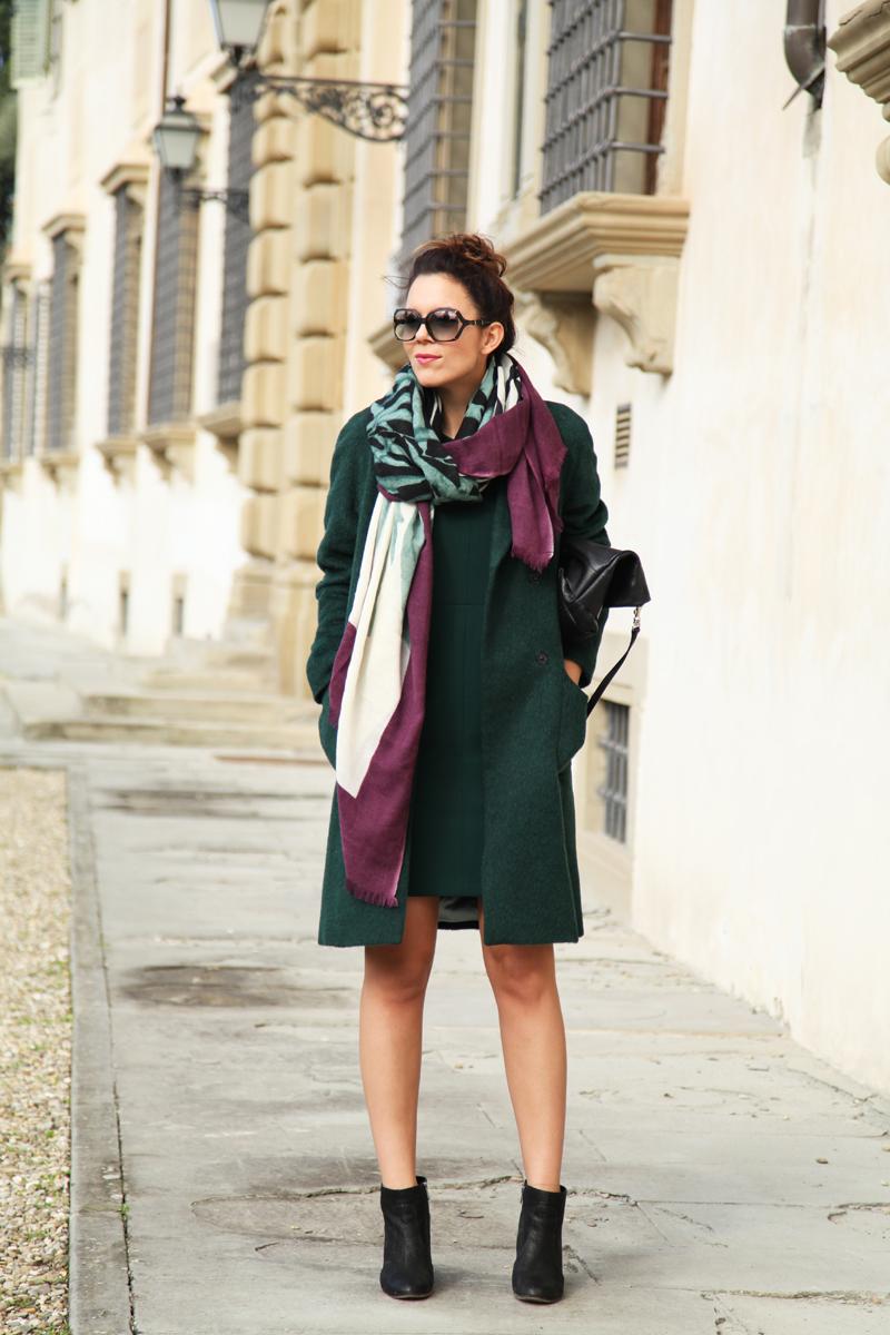 design di qualità 710d1 f40b2 Come indossare la sciarpa: idee per gli abbinamenti!