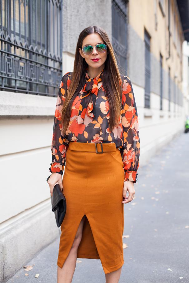 skirt longuette