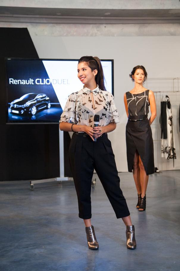 Clio Duel Renault event