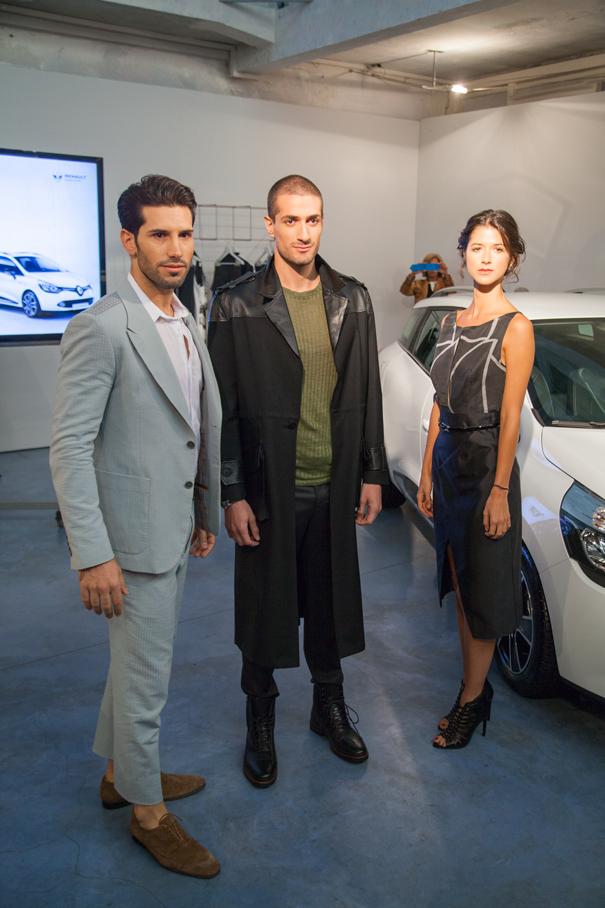 Clio Duel Renault presentazione