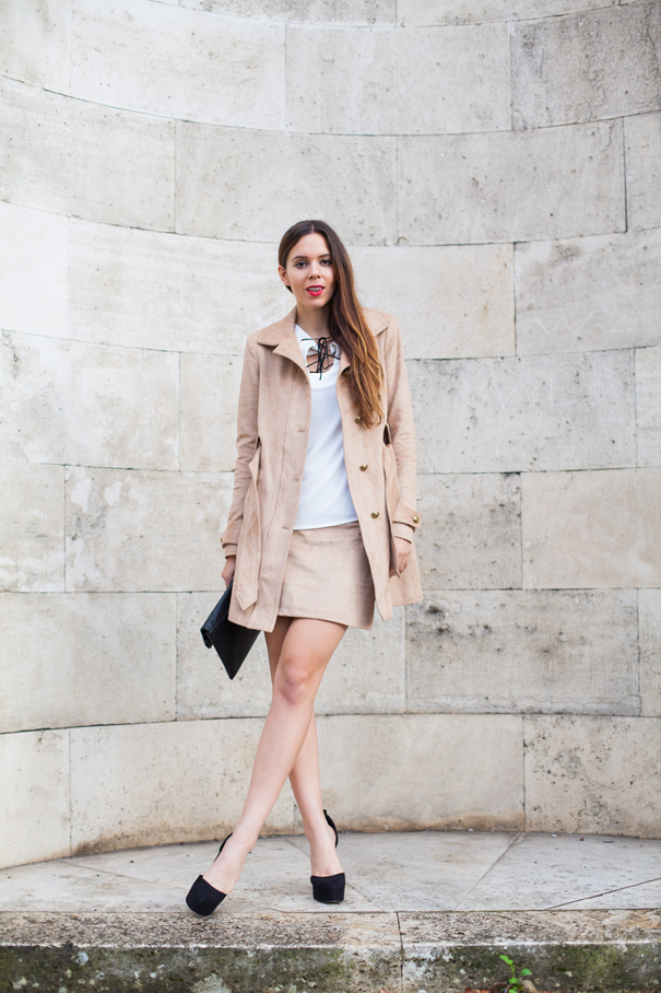 look autunno giacca