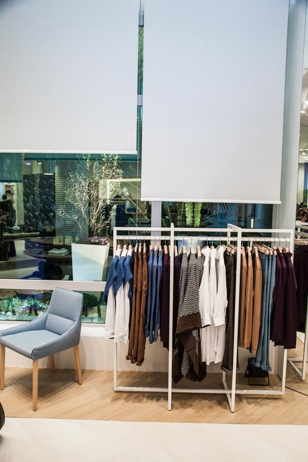 harmont & bleine parigi negozio