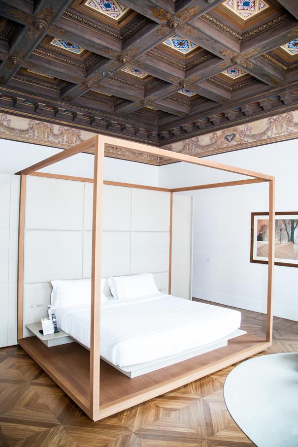 palazzo montemartini camere