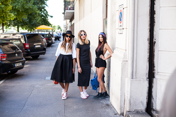 streetstyle milan fashion week 2015
