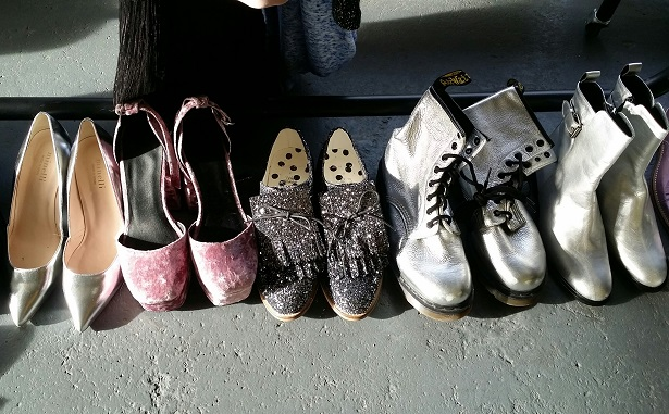 scarpe natale