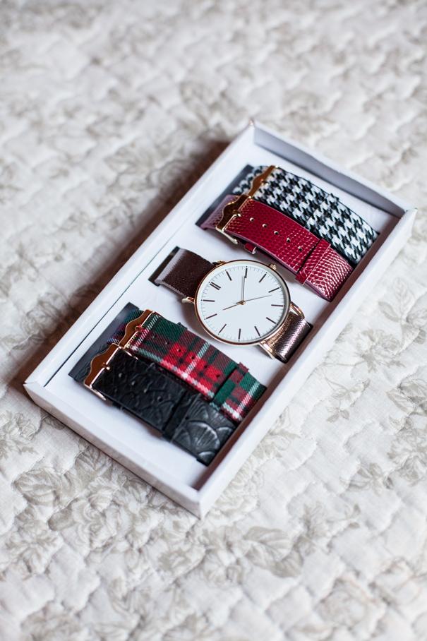 orologio con cinturino intercambiabile