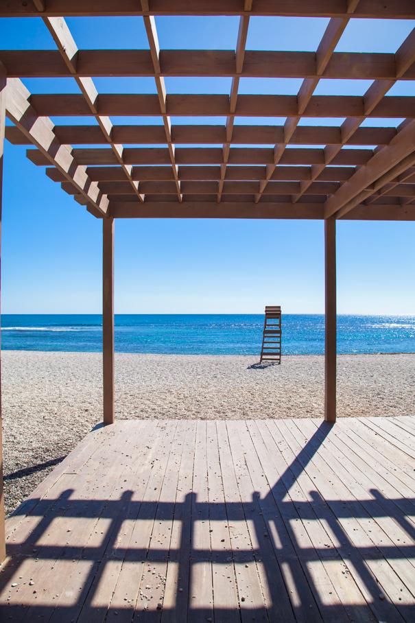 spiaggia di El Quemaito