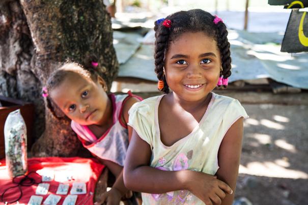bambini repubblica dominicana