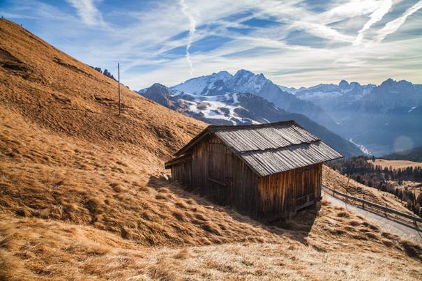 montagna paesaggi