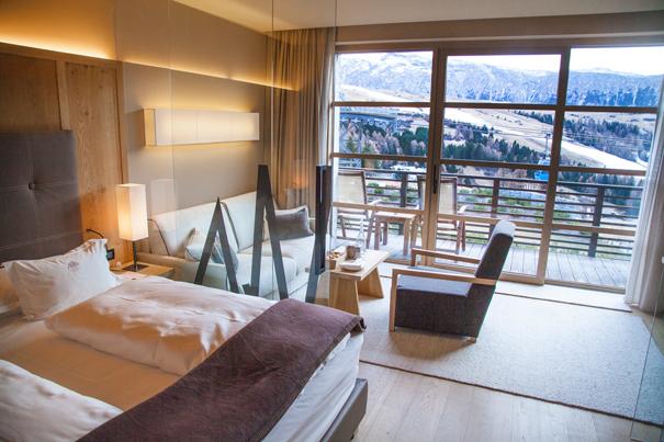 alpina dolomites camere
