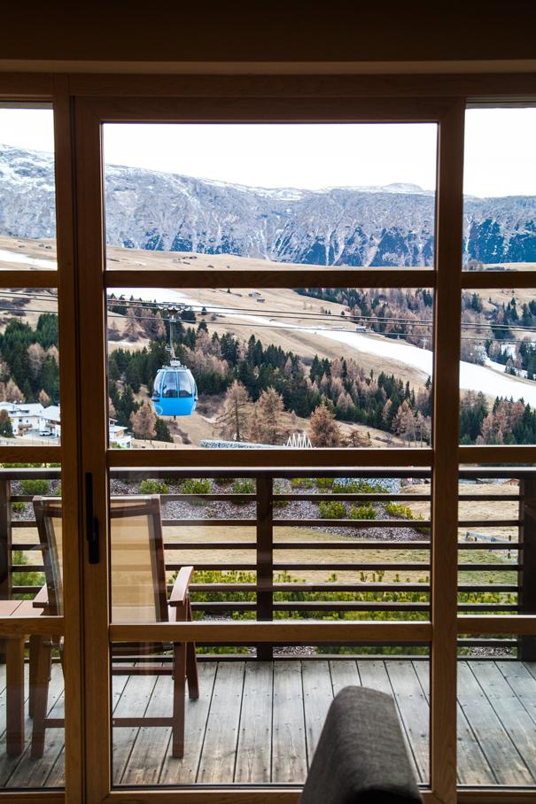 alpina dolomites vista