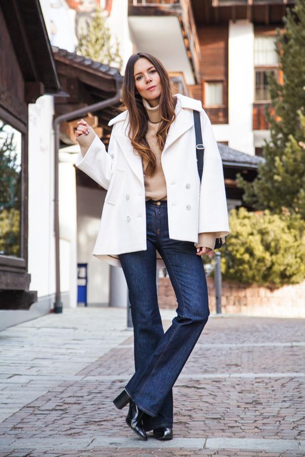 Cappotto Pantaloni Secchiello 3 Bianco A E Borsa Must Zampa wqXwBrR