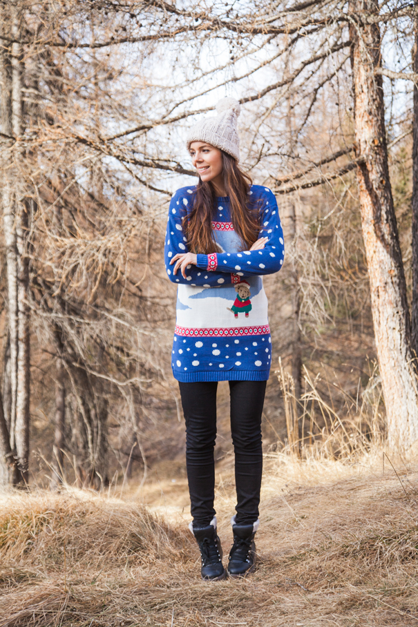 maglione per natale