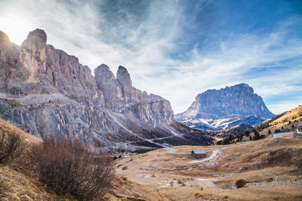 mountain italy