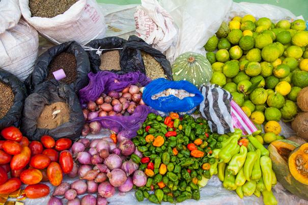 verdura caraibi
