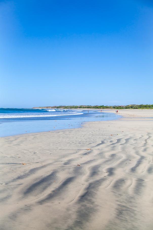 spiaggia in costa rica