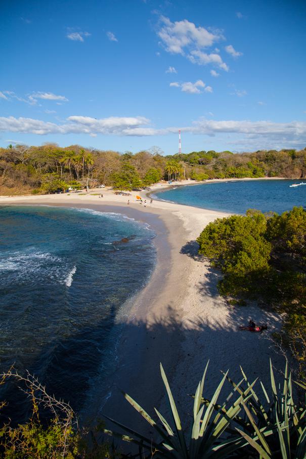 costa rica spiaggia