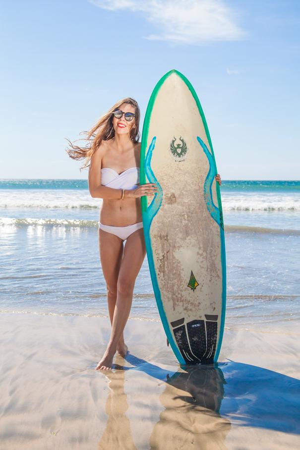 Esercizi in spiaggia e al mare