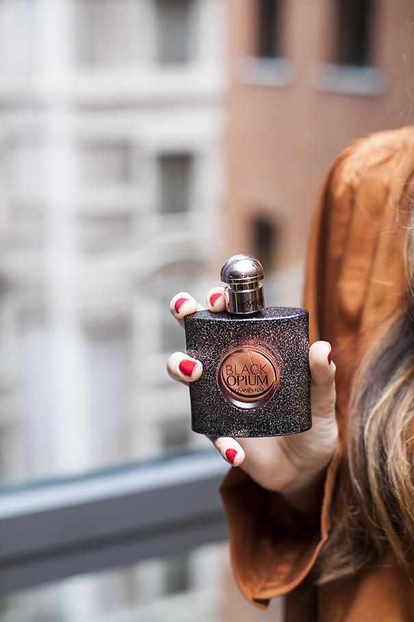 irene colzi irene's closet for Black Opium Nuit Blanche Yves Saint Laurent YSL (3)