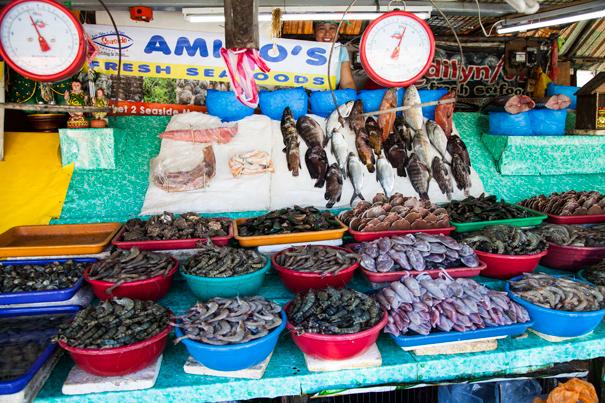 seafood dampa