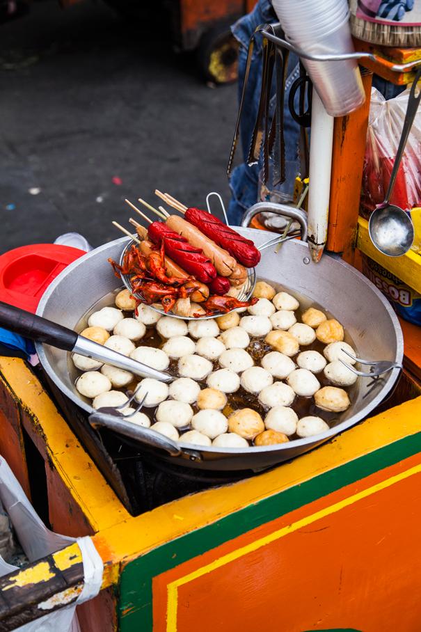 streetfood Manila | cibo filippine