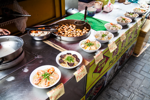 streetfood Manila | cibo filippine