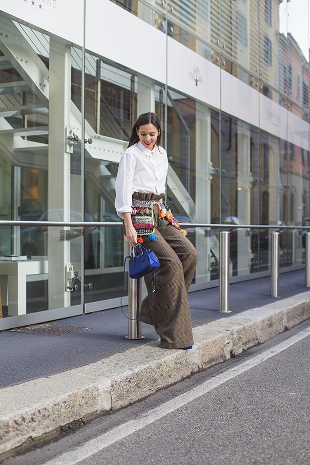 outfit milan fashion week