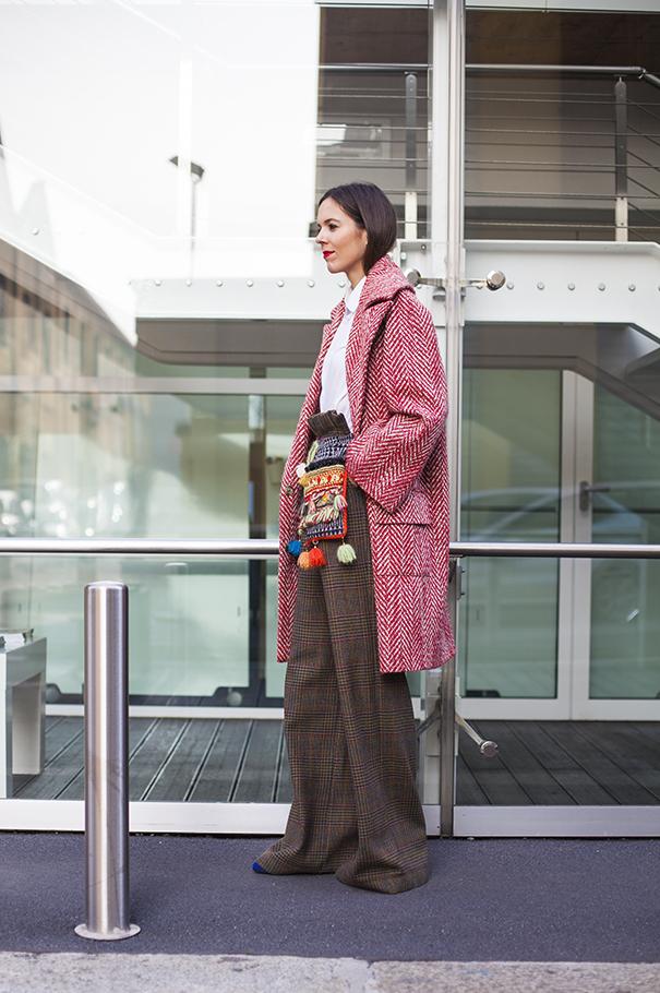 look milan fashion week