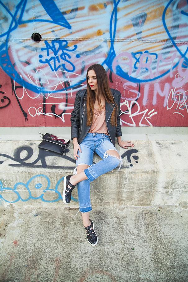 irene's closet fashion blogger