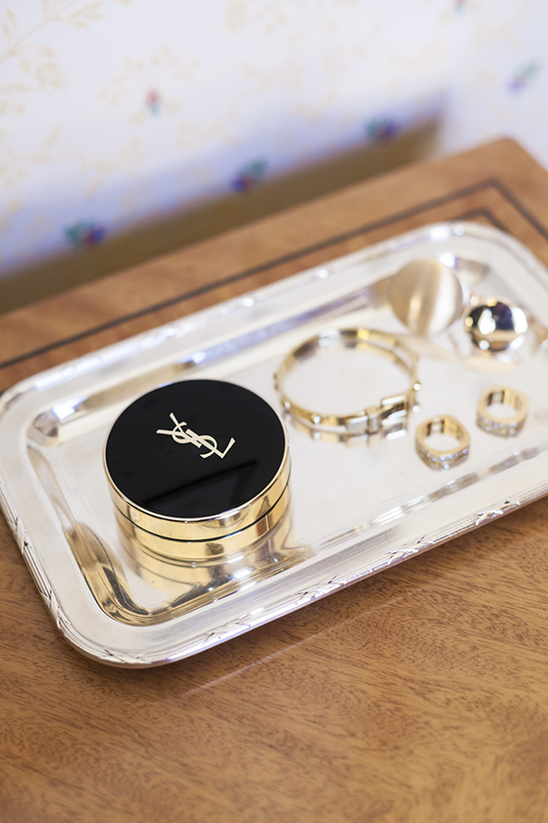 Fondotinta YSL cushion