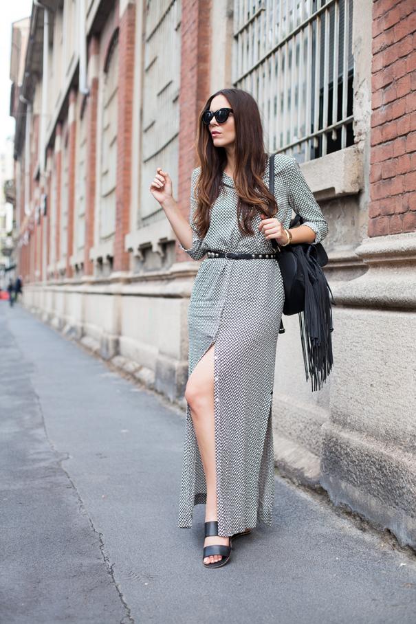 Abiti lunghi e vestiti maxi
