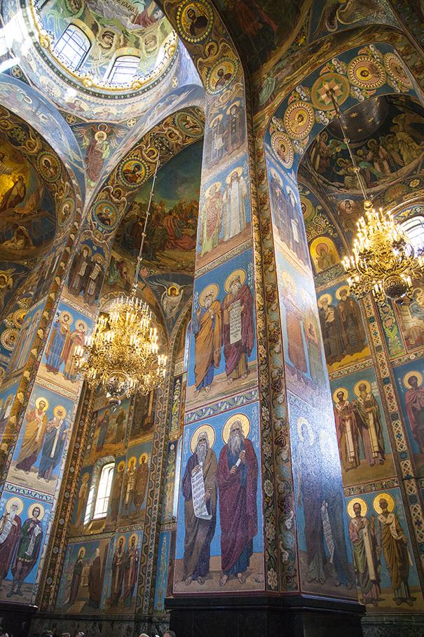 chiesa san pietroburgo
