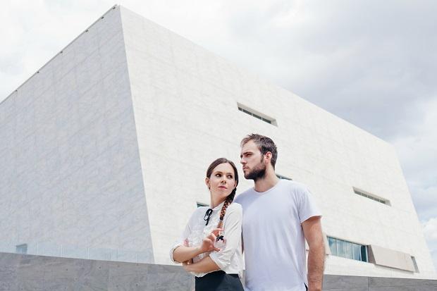 Giovanni Gambassi e Irene Colzi