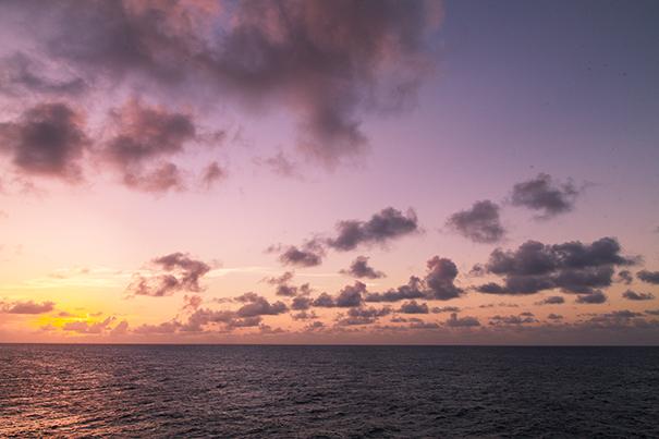tramonto a barbados