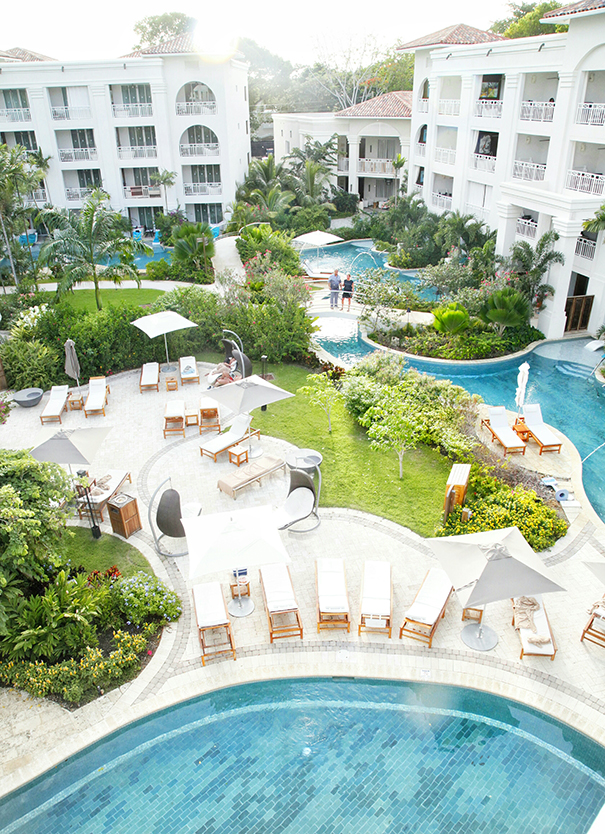 resort hotel a barbados
