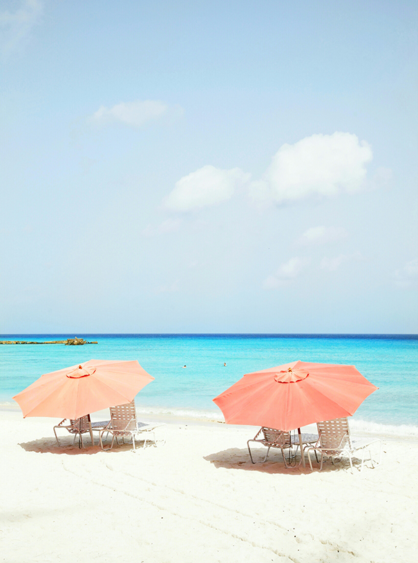 spiagge caraibiche , baie dei caraibi