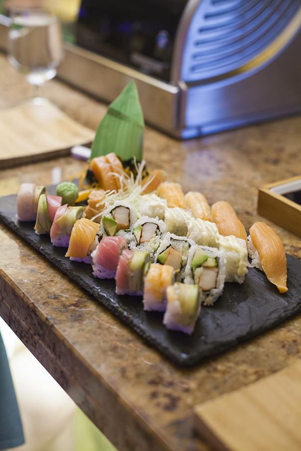 barbados , cosa fare a barbados, dove mangiare a barbados , sushi a barbados