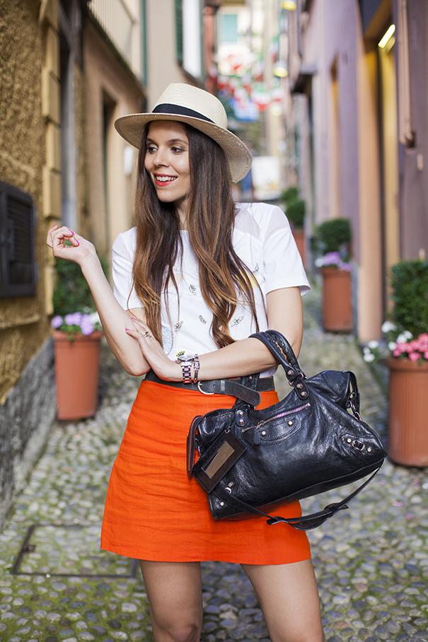 outfit gonna arancione (1)