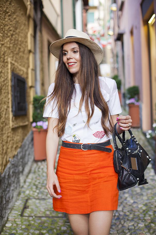 outfit gonna arancione (3)