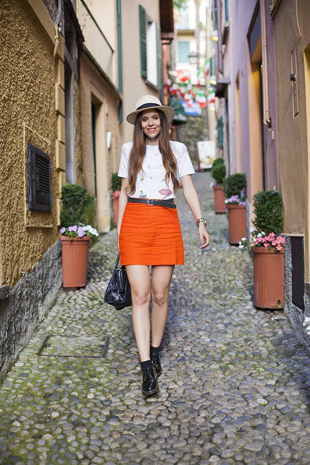 outfit gonna arancione (5)