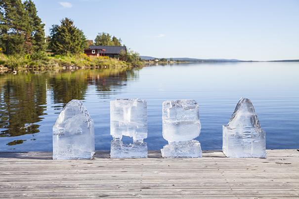 sculture di ghiaccio cosa fare in svezia
