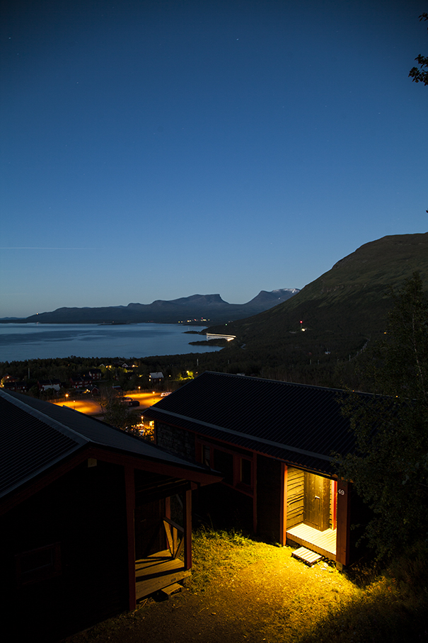 tramonti e cieli svedesi notturni (1)