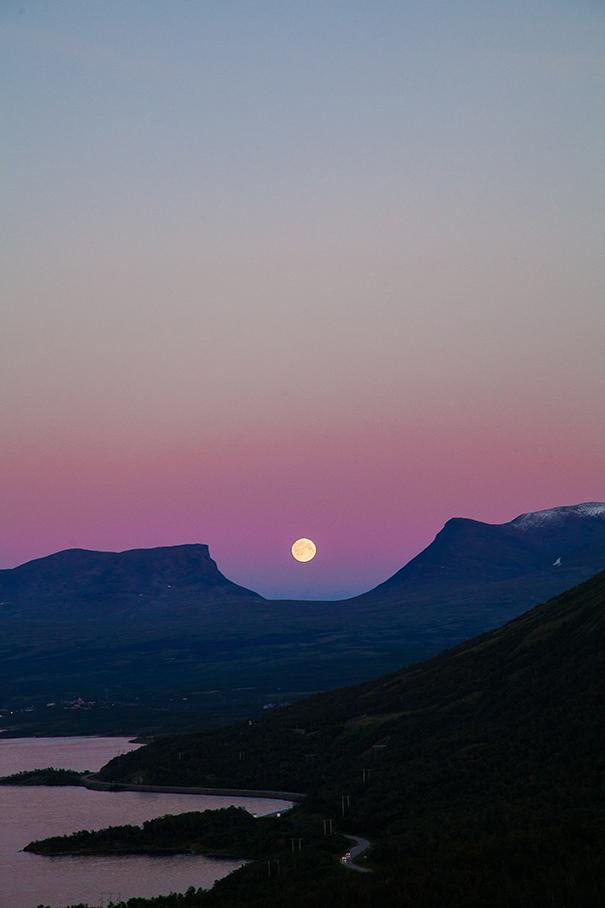 tramonti e cieli svedesi notturni (3)