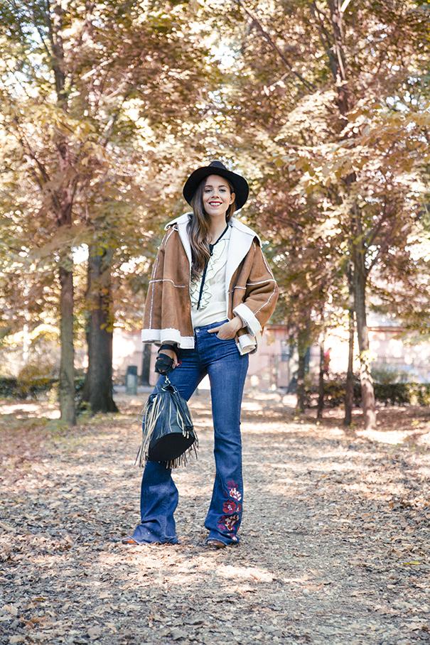 irene colzi per OVS | fashion influencer